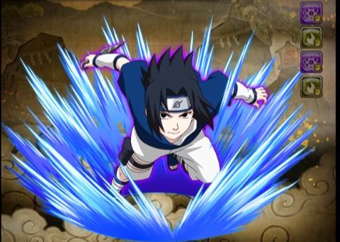 Sasuke Uchiha (Heaven's Curse Mark) | Naruto Blazing - GameA