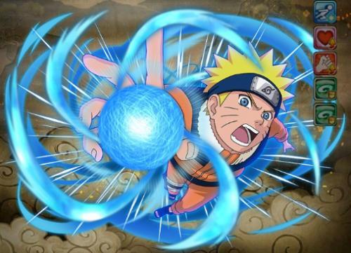 Naruto Uzumaki (Rasengan Mastered) | Naruto Blazing - GameA