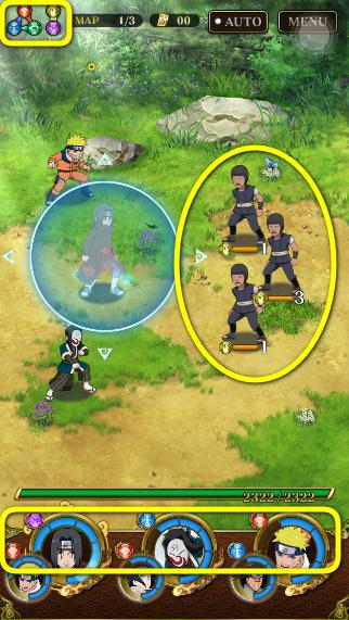 How To Play Naruto Blazing